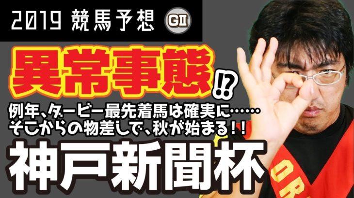 【競馬予想】 2019 神戸新聞杯 ダービーの延長戦!!