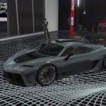 新スーパーカー ベネファクター クリーガーフルカスタム GTA5オンライン カジノアップデート