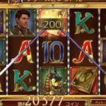 【ネットカジノJP】『Book of Dead』のフリースピンで400倍BIGWIN