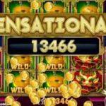 【ネットカジノJP】、『Lucky Dragons』で460倍のBIGWIN