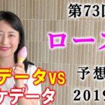 【競馬】ローズS 2019 予想(ダノンよりも気になる2頭へ!) ヨーコヨソー