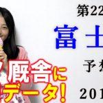 【競馬】富士ステークス  2019 予想(あの厩舎の仕上げは抜かりなし!) ヨーコヨソー