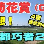 【競馬予想】菊花賞(G1)4週連続的中を狙え!京都巧者の穴馬見つけた!★むかない★