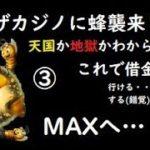 【パイザカジノ】蜂チャレンジセカンド③【オンラインカジノ】