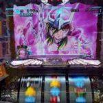 【パチスロ聖闘士星矢 女神聖戦 】バーストアタック!セブンセンシズチャレンジ!