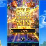 カジノスロットゲームGolden Dreamの紹介 無料ゲームもあります。パチスロの様にモード移行やBigの連荘などプレイヤーを飽きさせない演出が一杯です。設置しているオンラインカジノでプレイ出来ます