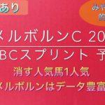 【競馬予想】 メルボルンカップ 地方交流重賞 JBCスプリント 2019 予想