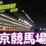 ジャパンカップデーに東京競馬場へ行ってきました!!!