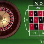 オンラインカジノ ルーレット(フラワーベッドの必勝法は勝てるのか検証)[ベラジョン][カジ旅]
