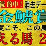 【競馬 予想】金鯱賞 2020 消去データ予想&【狙える馬2頭】!先週3重賞 全て的中!