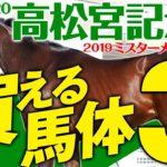 【高松宮記念】昨年は◎が的中!某大手牧場の元スタッフが見抜いた買える馬体!GIフォトパドック 2020【競馬 予想】