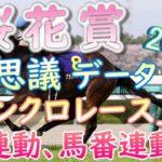【競馬】 桜花賞  2020  不思議データ  【馬券】