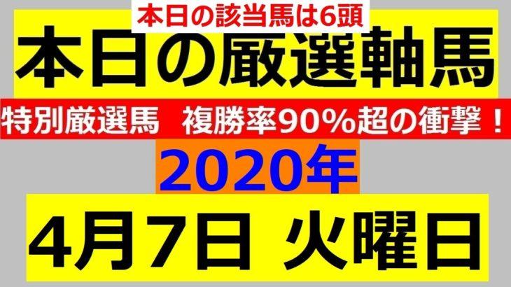 ブリリアントカップ2020 毎日更新 【軸馬予想】■金沢競馬■名古屋競馬■園田競馬■2020年4月7日(火)