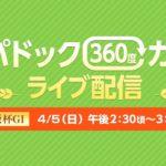 【パドック360度カメラ】競馬BEAT  大阪杯G1