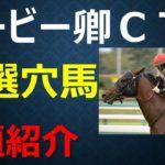 ダービー卿CT 2020 厳選穴馬3頭【競馬予想】