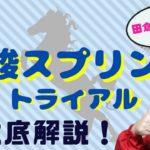 【田倉の予想】5月19日大井競馬 優駿スプリントトライアル 徹底解説!