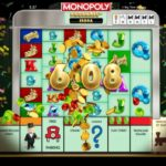 MONOPOLY Megaways オンラインカジノスロット