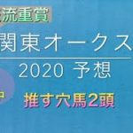 【競馬予想】 地方交流重賞 関東オークス 2020 予想