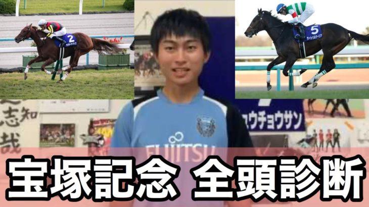 【全頭診断】宝塚記念 2020年【競馬予想】