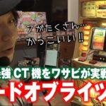 【CT機の最高峰!!】ワサビが「ワードオブライツ」を生配信!!【ぴーすとらいくの放送テスト #8】