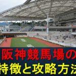 【阪神競馬場攻略】距離別の得意騎手や血統を解説!