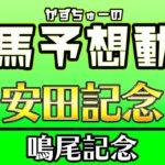 -かずちゅーの競馬予想動画-vol.64-安田記念、鳴尾記念