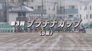 【浦和競馬】プラチナカップ2020 レース速報(冒頭08分ほどゲート入りの様子)