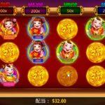 【オンラインカジノ】Fu Fortunes Megaways Fu Fortune Bonus