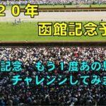 2020年 函館記念予想【ぜんこうの競馬予想 もう1度あの馬を狙え】
