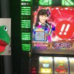 パチスロAKB48バラの儀式 京楽ロゴ登場