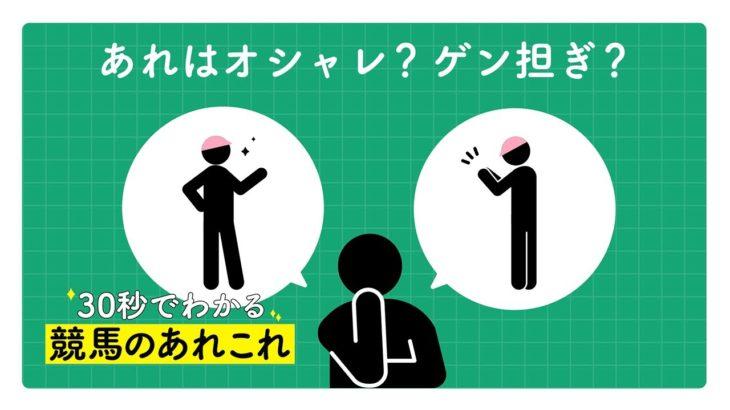 30秒でわかる競馬のあれこれ〜(7)帽色編〜
