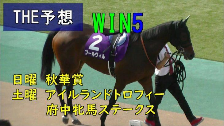 競馬 THE予想 WIN5 2020秋華賞