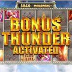 【WILDサンダー ×857】gods of olympus Megaways ジョイカジノ オンラインカジノ ゼウス#9