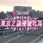 【大井競馬】東京2歳優駿牝馬2020 レース映像