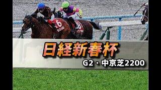 【競馬予想】2021 日経新春杯「●●産駒の脂ぎったおじさんゾーン」