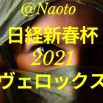 【日経新春杯2021予想】ヴェロックス【Mの法則による競馬予想】