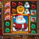 オンラインカジノ ギャンボラ Fat Santaのフリースピンを購入しまくる!#4