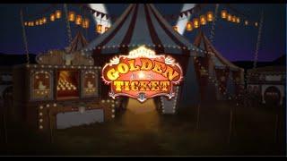 オンラインカジノ 自動で勝てる? GoldenTicket ep6
