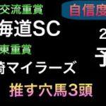 【競馬予想】 地方交流重賞 北海道スプリントカップ 川崎マイラーズ 2021 予想 北海道SC
