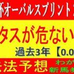 テレ玉杯オーバルスプリント2021競馬予想 ラプタスが危ない!?