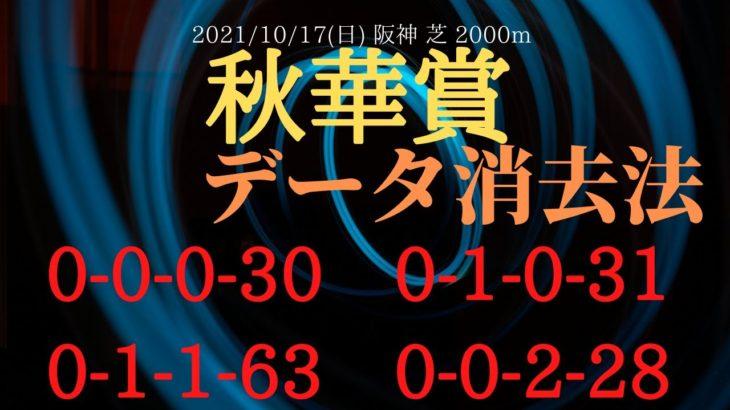 【データ分析・消去法】秋華賞 2021 データ消去法で3頭まで絞る!あの人気馬2頭が消える!【中央競馬重賞予想】